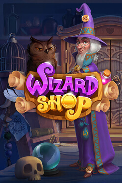 Играть Wizard Shop онлайг