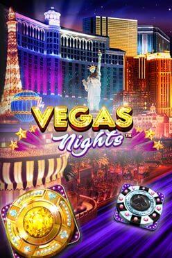 Играть Vegas Nights онлайн