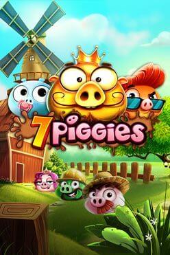Играть 7 Piggies бесплатно