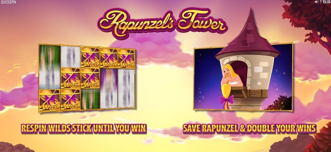 Игровой автомат Rapunzel's Tower
