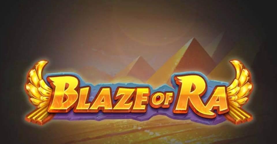 Играть Blaze of Ra