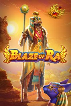 Играть Blaze of Ra бесплатно