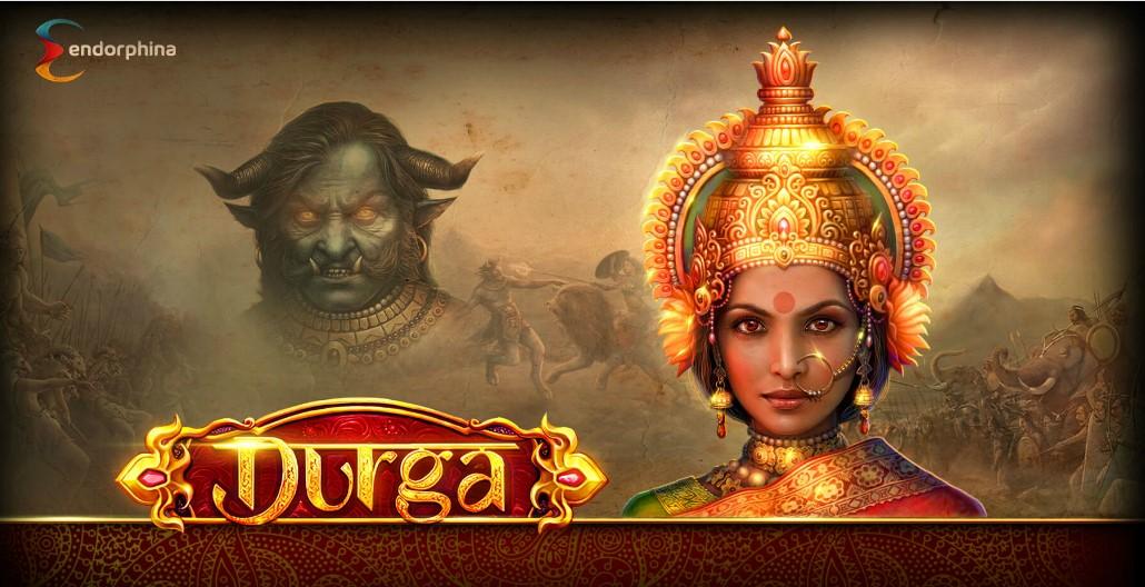 Игровой автомат Durga