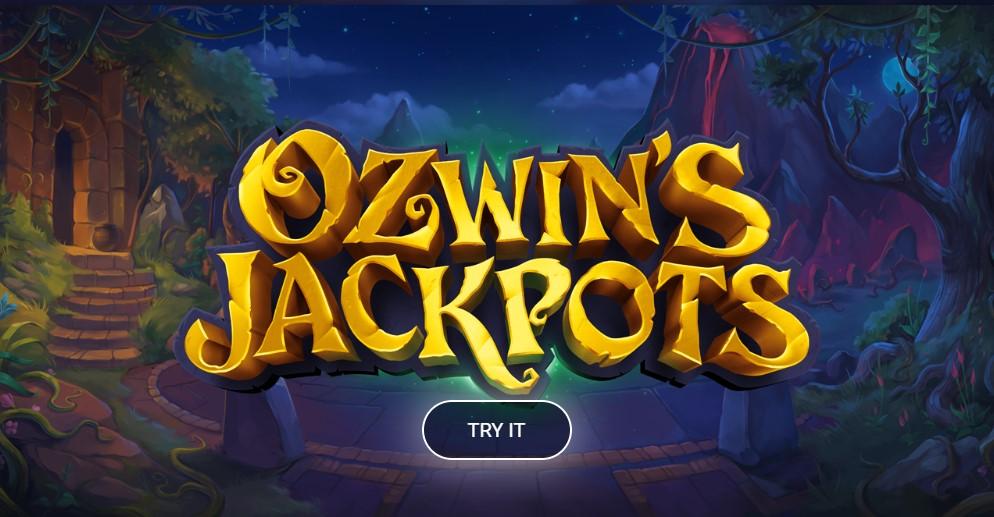 Игровой автомат Ozwin's Jackpots