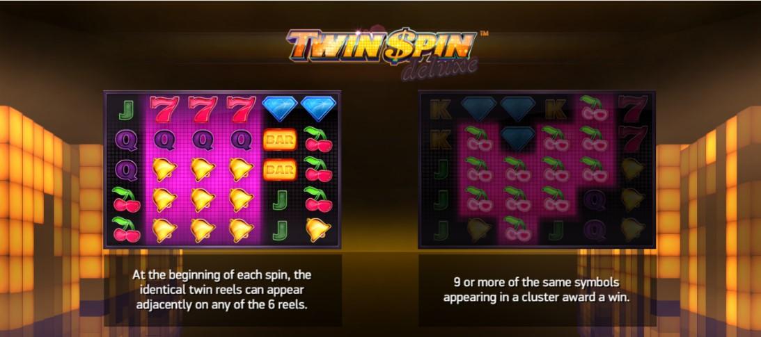 Игровой автомат Twin Spin Delux