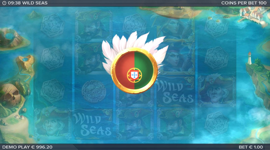 Wild Seas слот