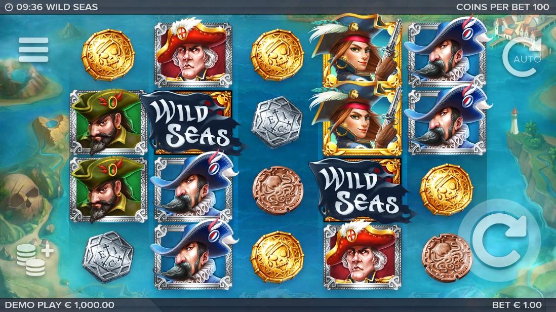 Играть Wild Seas