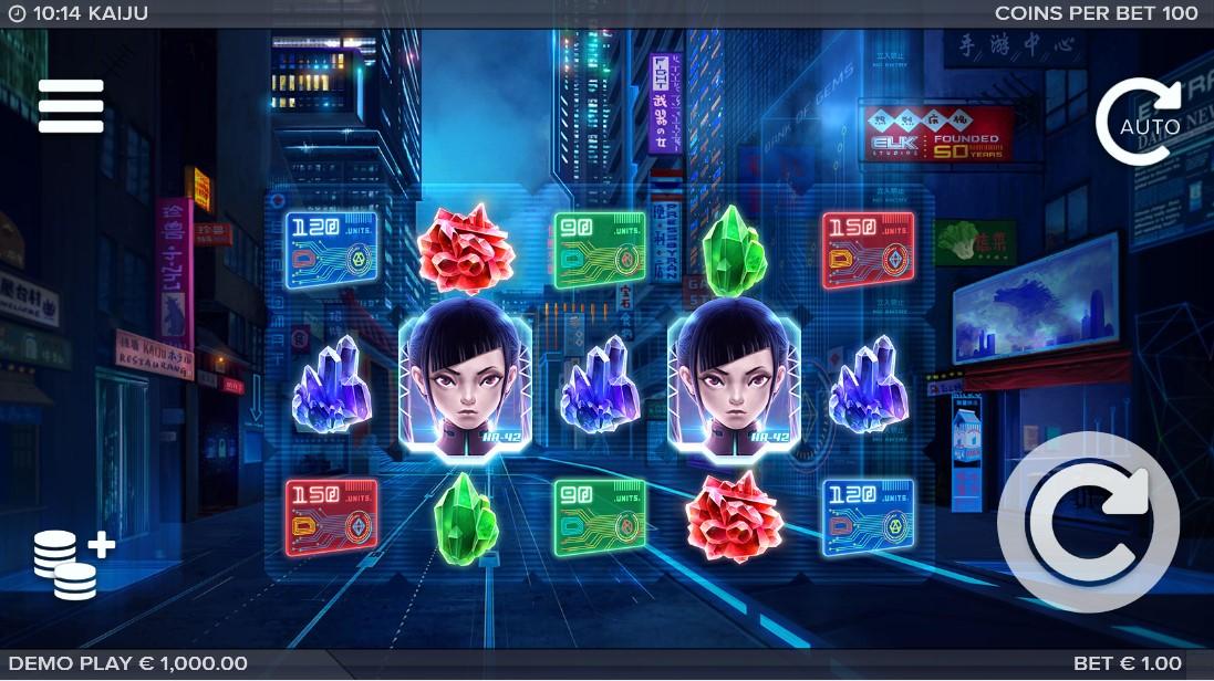 Игровой автомат Kaiju
