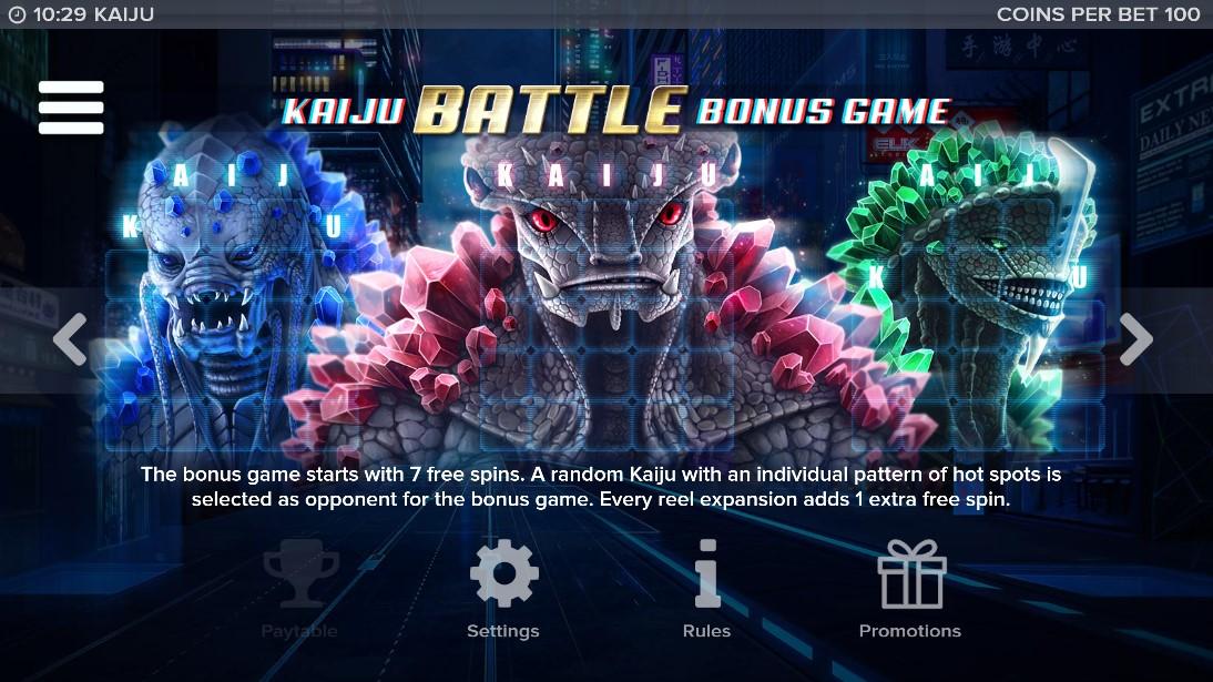 Kaiju играть онлайн