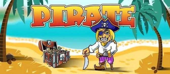 Играть бесплатно Pirate