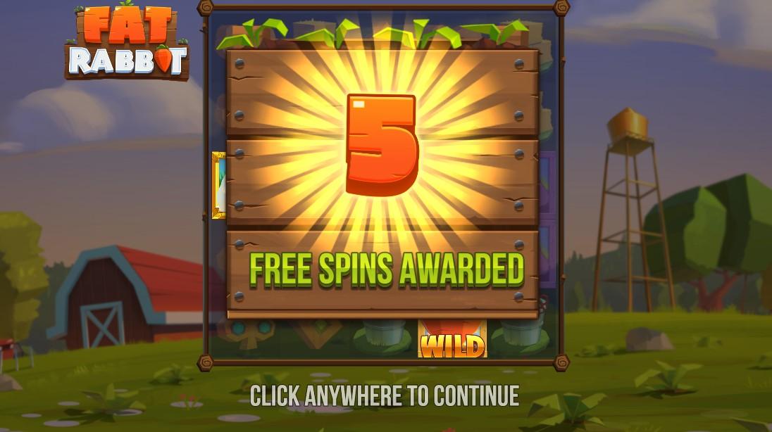 Fat Rabbit играть бесплатно