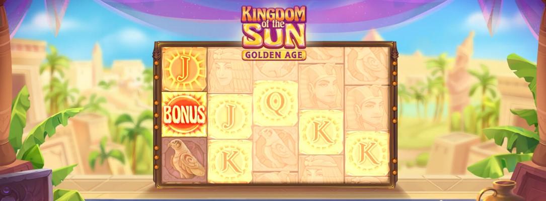 Играть Kingdom of the Sun – Golden Age бесплатно