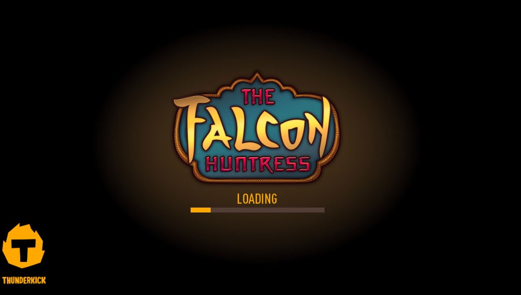 Игровой автомат The Falcon Huntress