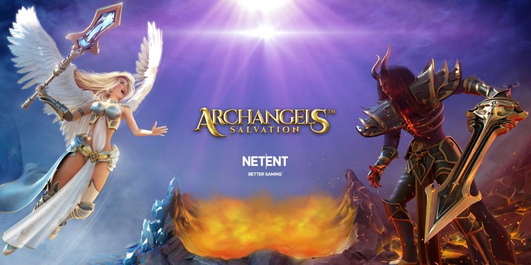 Игровой автомат Archangels: Salvation