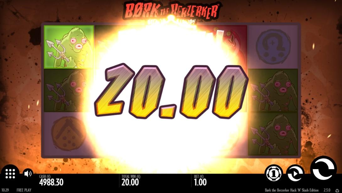 Играть бесплатно Børk the Berzerker Hack 'N' Slash Edition