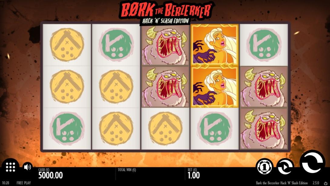 Ьесплатный слот Børk the Berzerker Hack 'N' Slash Edition