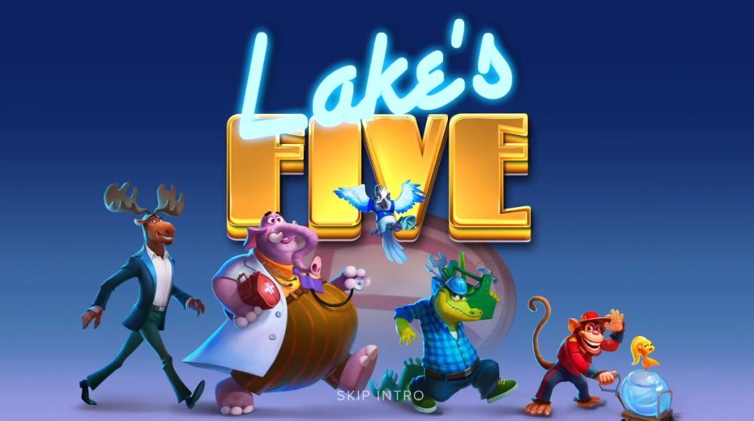 Играть Lake's Five