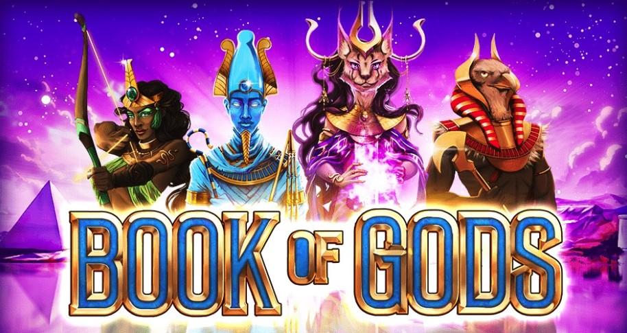 Игровой автомат Book of Gods