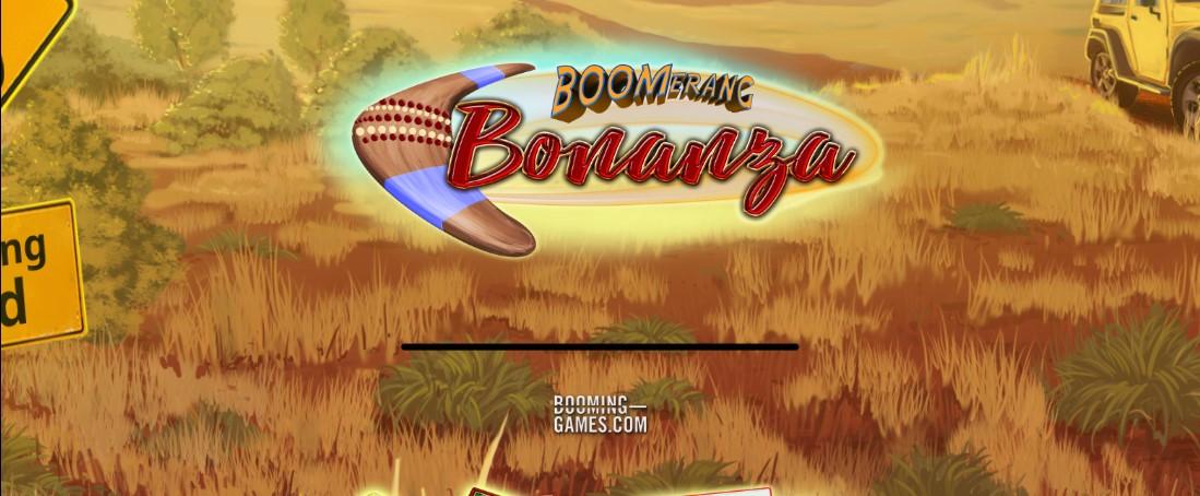 Играть бесплатно Boomerang Bonanza