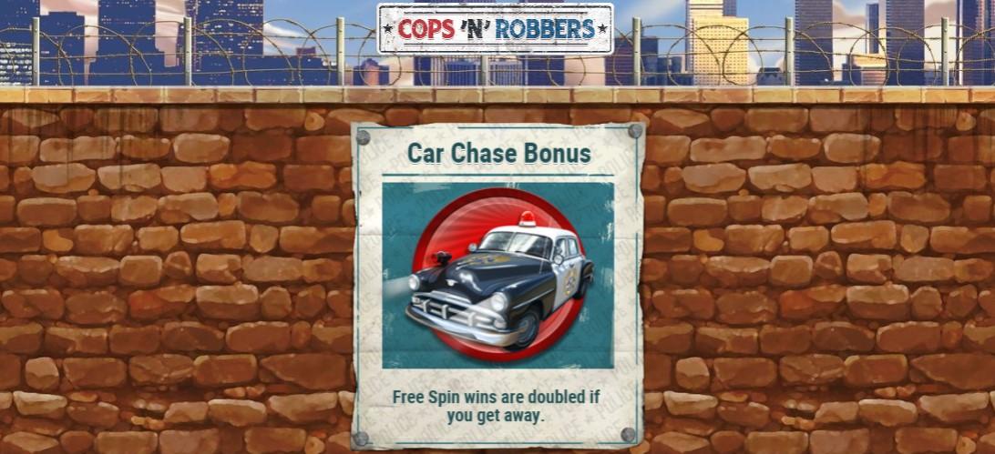 Играть бесплатно Cops 'n' Robbers