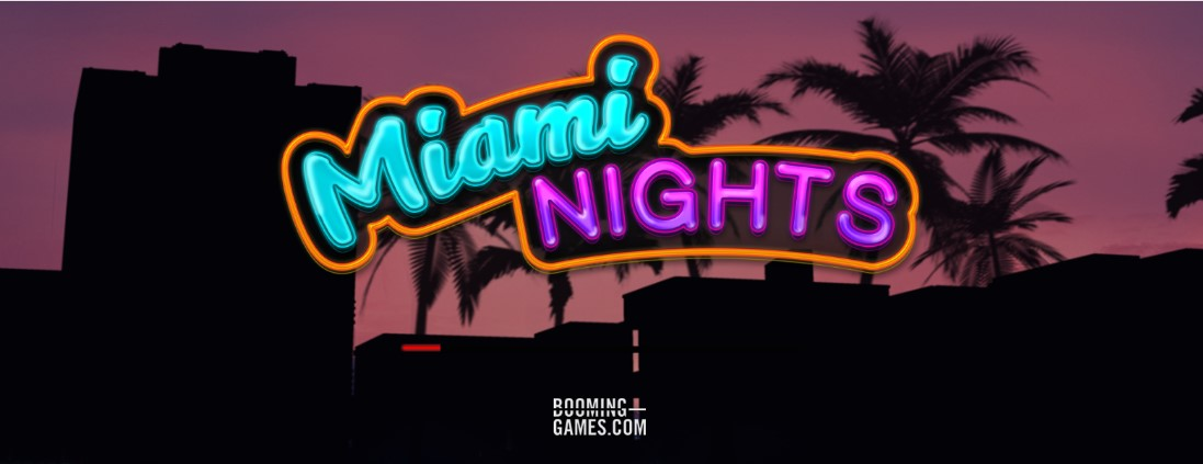 Игровой автомат Miami Nights