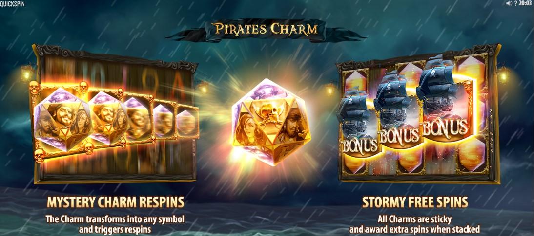 Игровой автомат Pirate's Charm