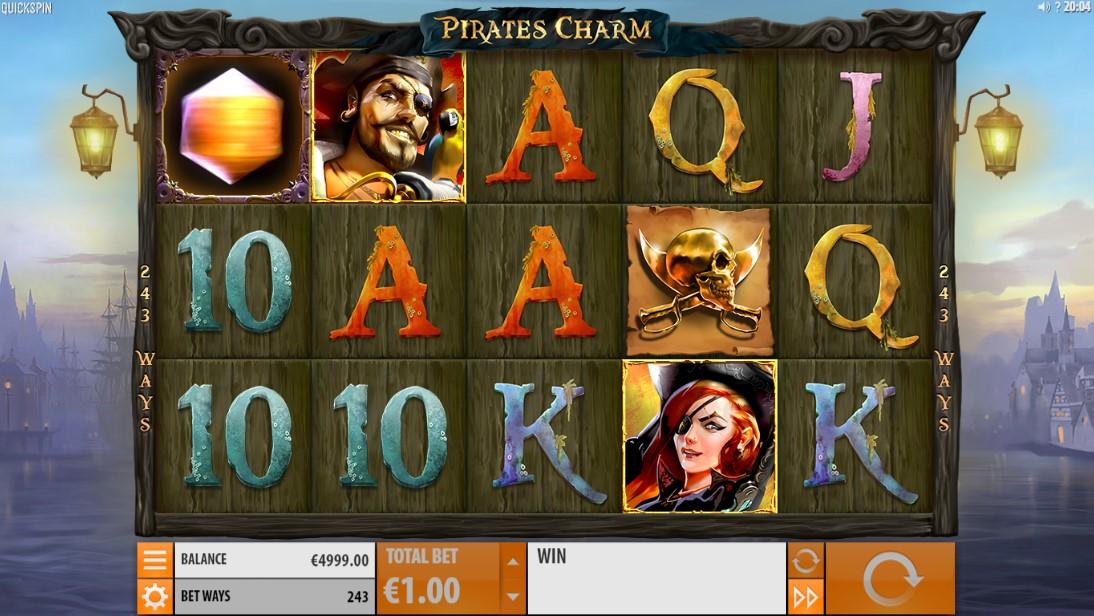 Играть бесплатно Pirate's Charm