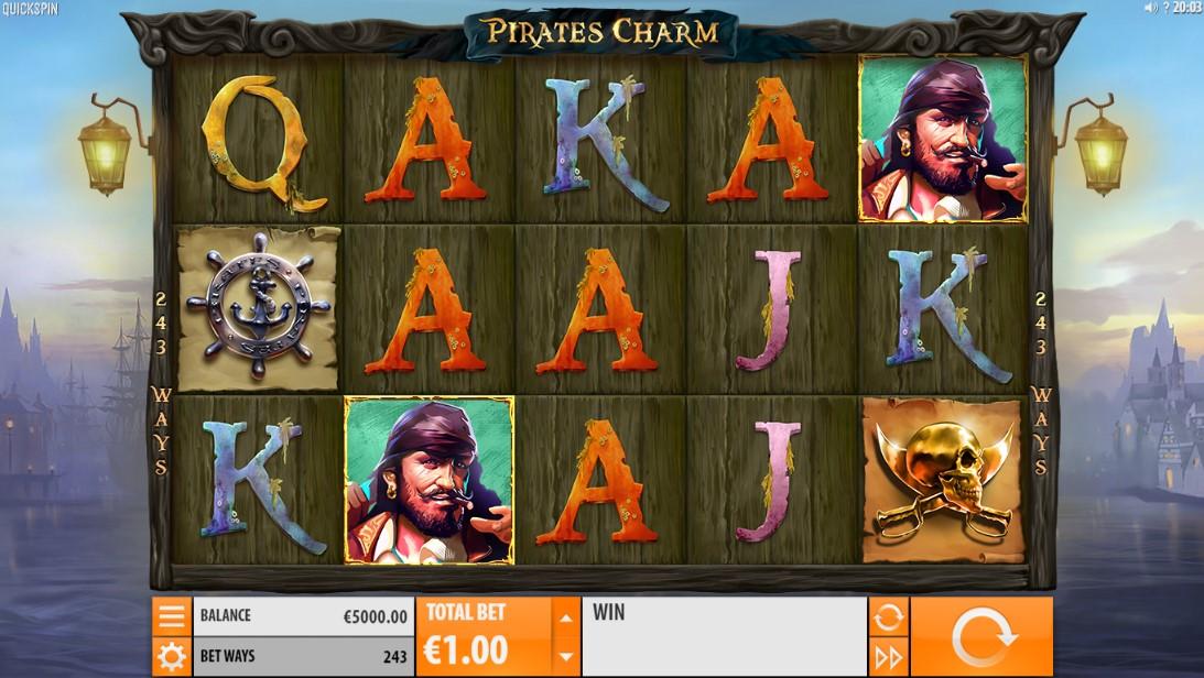 Бесплатный слот Pirate's Charm