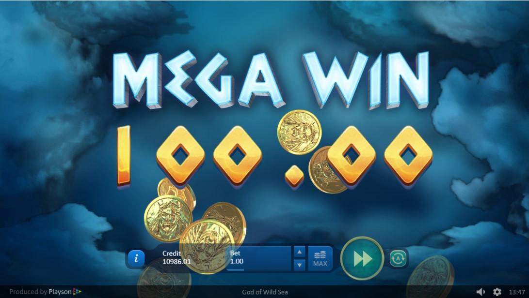 Играть бесплатно God of Wild Sea