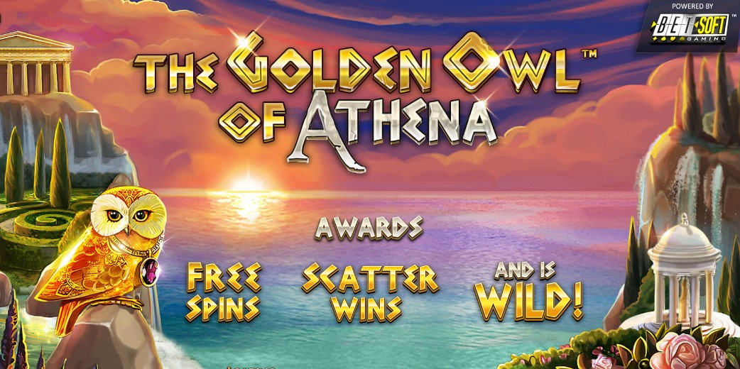 Играть бесплатно The Golden Owl Of Athena
