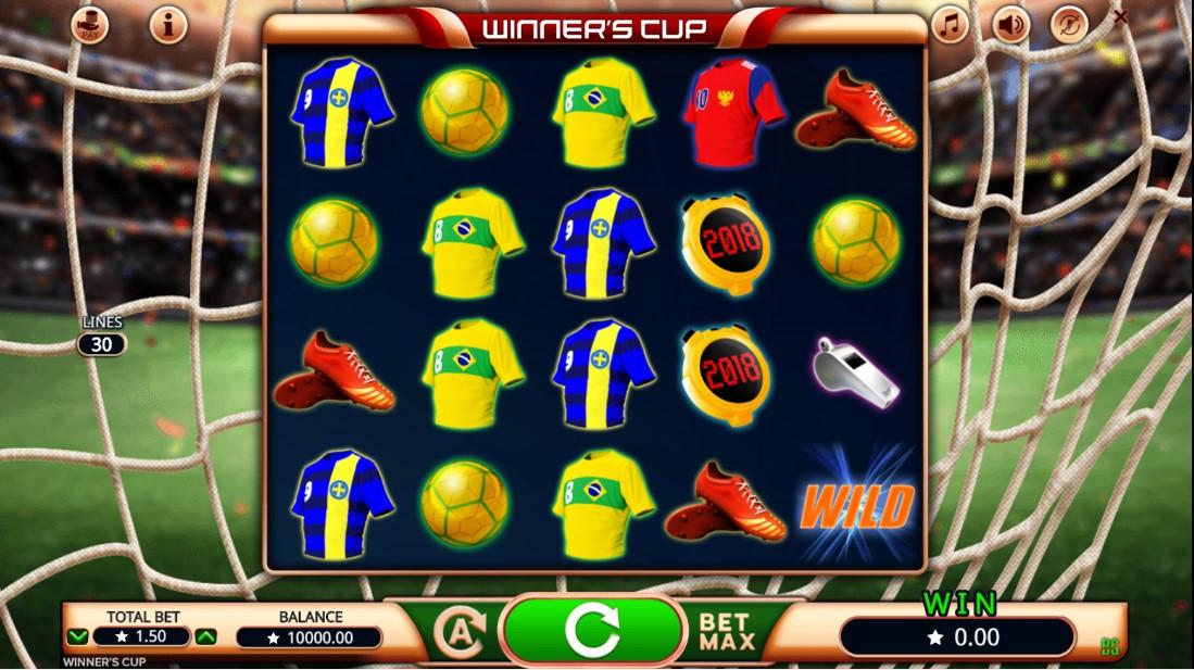 Бесплатный слот Winner's Cup