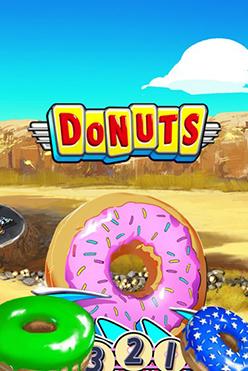 Играть онлайн Donuts