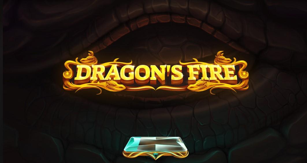 Игровой автомат Dragon's Fire
