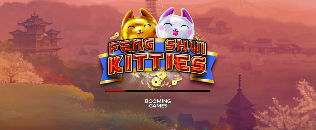 Feng Shui Kitties игровой автомат
