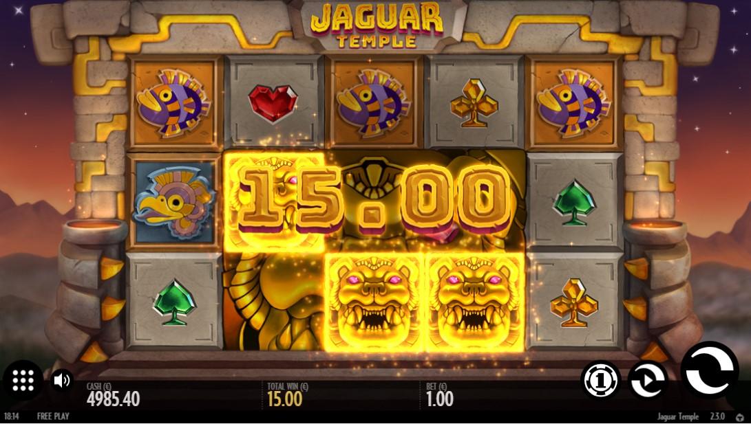 Jaguar Temple играть онлайн