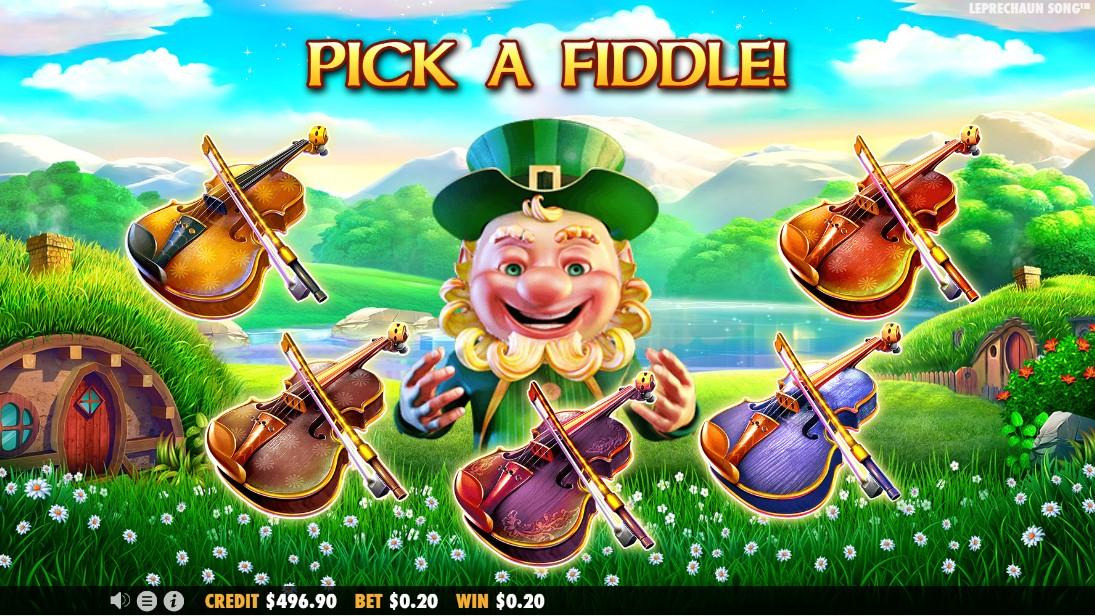Leprechaun Song играть онлайн