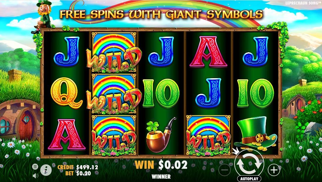 Leprechaun Song игровой автомат