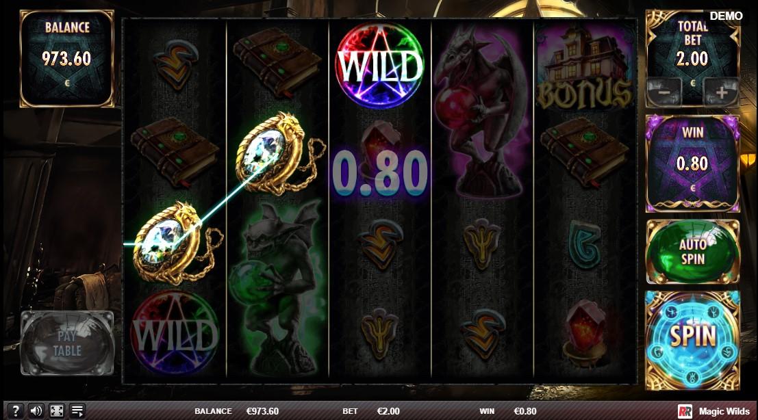 Magic Wilds играть онлайн
