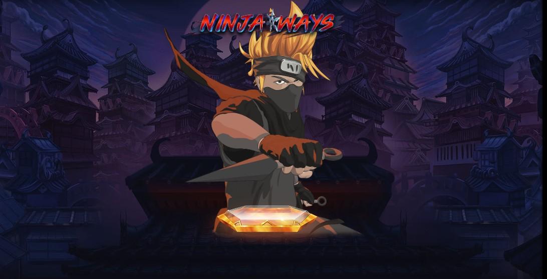 Игровой автомат Ninja Ways