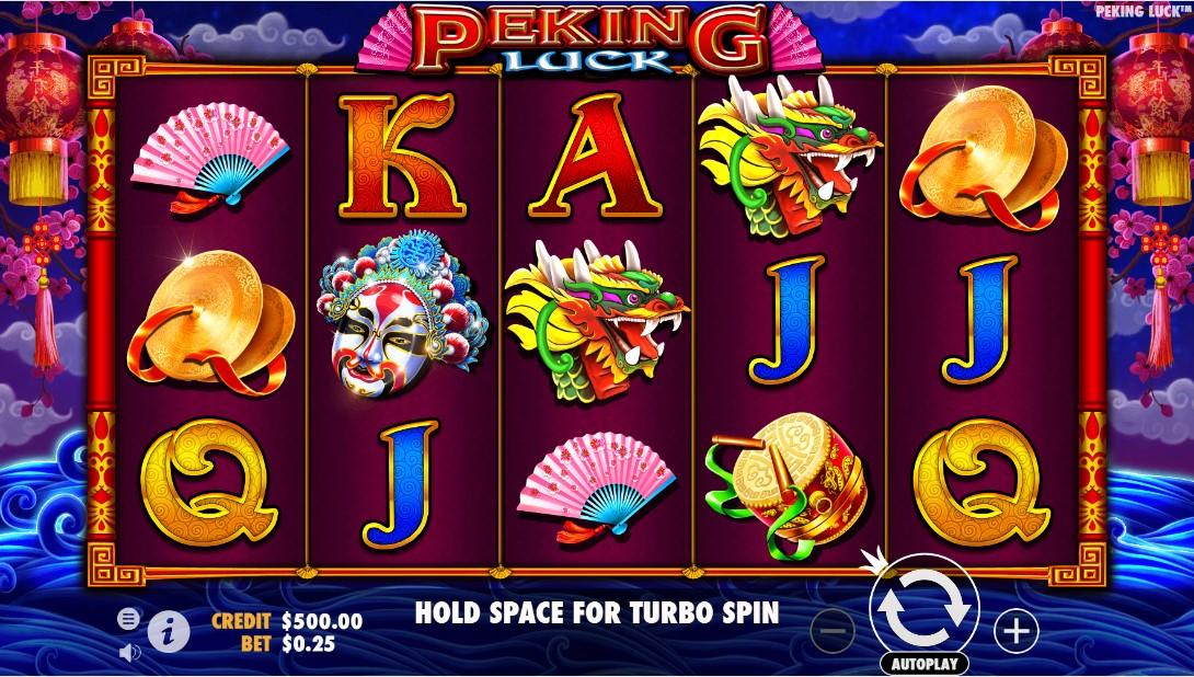 Игровой автомат Peking Luck