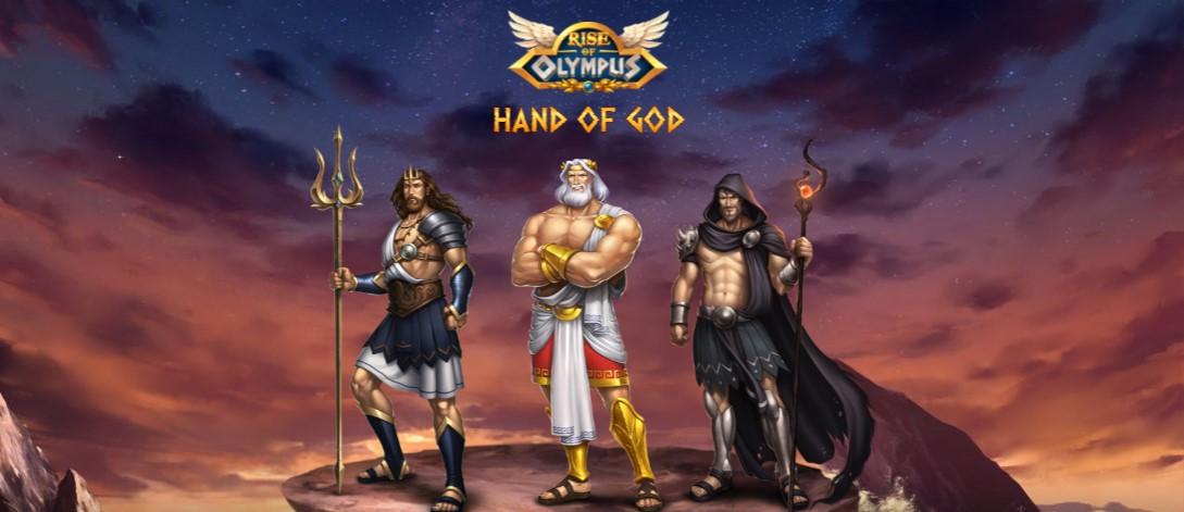 Играть бесплатно Rise Of Olympus