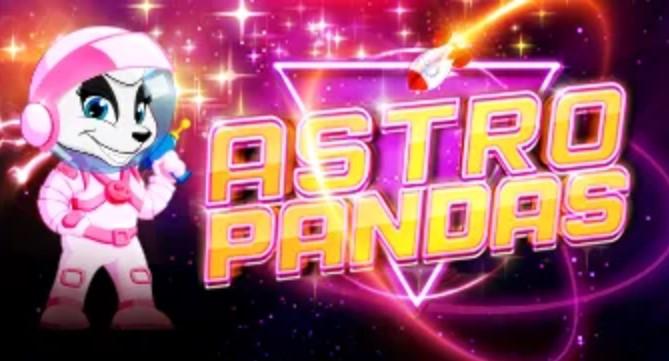 Игровой автомат Astro Pandas
