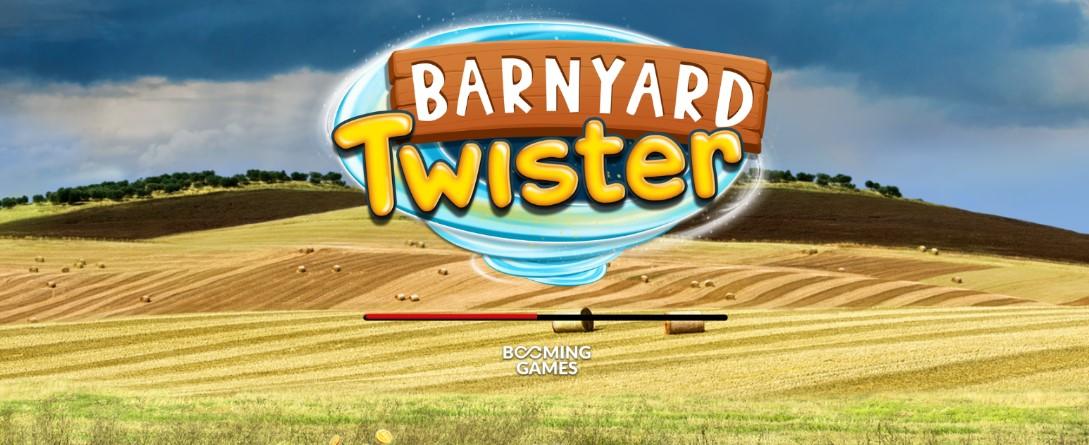 Играть бесплатно Barnyard Twister