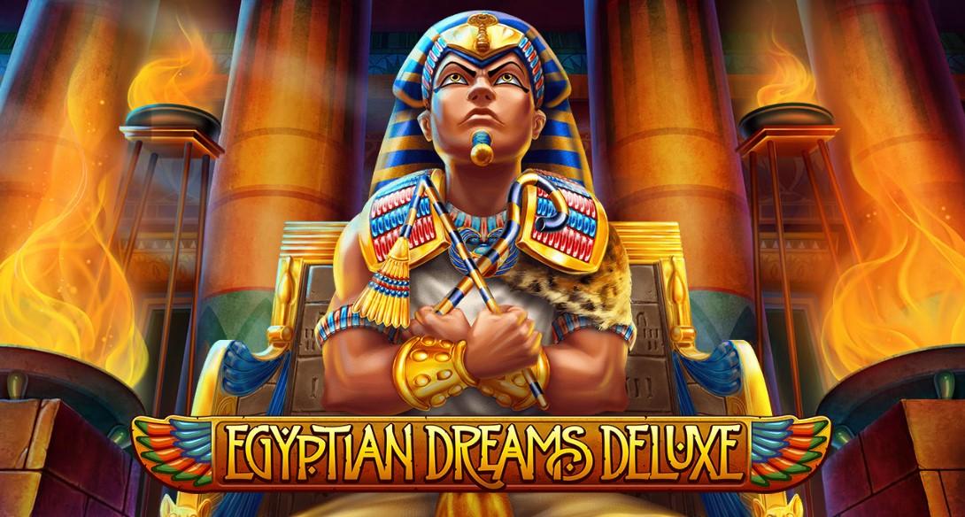 Игровой автомат Egyptian Dreams Deluxe