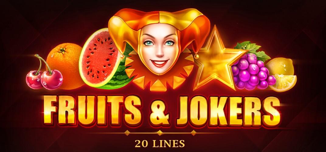 Игровой автомат Fruits & Joker