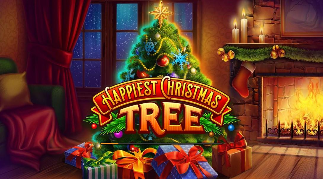 Игровой автомат Happiest Christmas Tree