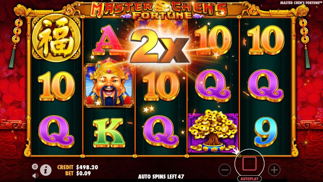 Master Chen's Fortune игровой автомат