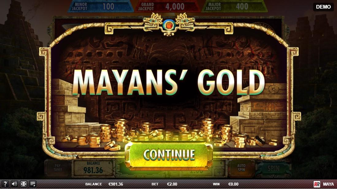 Играть онлайн Maya