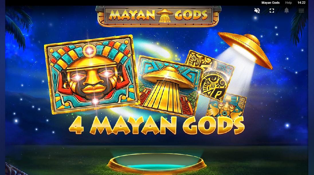 Игровой автомат Mayan Gods