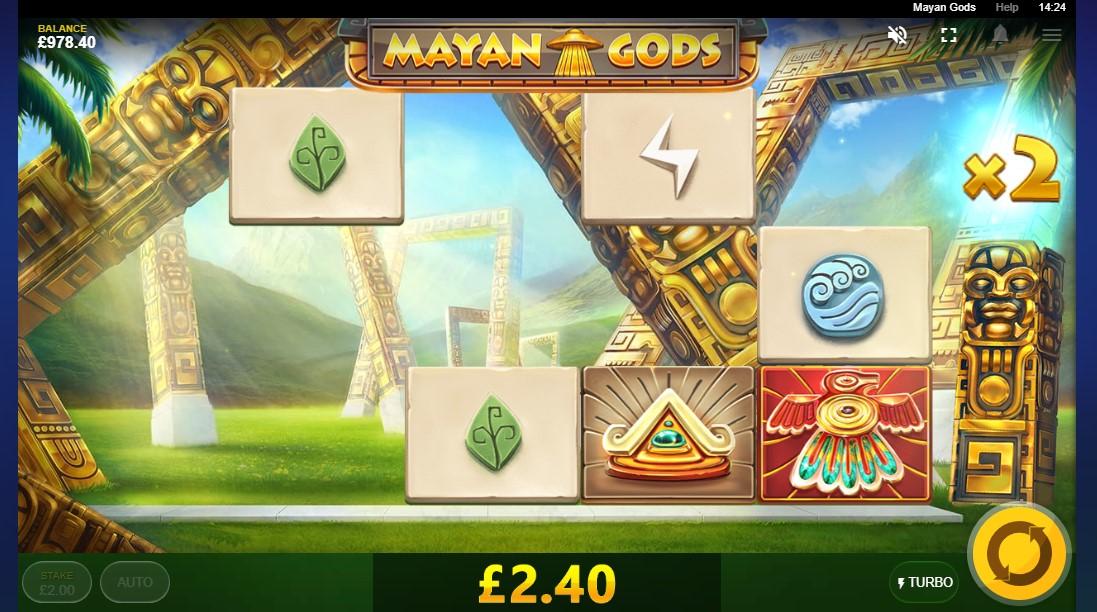 Mayan Gods играть в слот